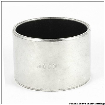 2.5000 in x 2.6250 in x 3.0000 in  Rexnord 701-00040-096 Plain Sleeve Insert Bearings