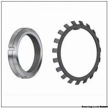 Standard Locknut W 38 Bearing Lock Washers