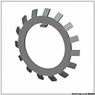Standard Locknut W 04 Bearing Lock Washers