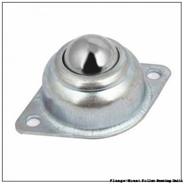 Rexnord ZF6207 Flange-Mount Roller Bearing Units