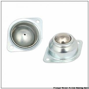 Rexnord ZB6203 Flange-Mount Roller Bearing Units