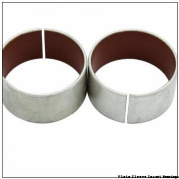 1.1250 in x 1.2500 in x 2.0000 in  Rexnord 701-00018-064 Plain Sleeve Insert Bearings