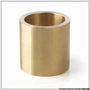 2.0200 in x 3.2500 in x .1250 in  Rexnord 707-00052-004 Plain Sleeve Insert Bearings