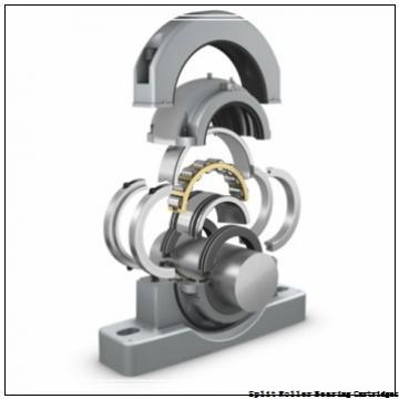 3.438 Inch | 87.325 Millimeter x 3.531 Inch | 89.7 Millimeter x 4.921 Inch | 125 Millimeter  Timken MSE307BRHSATL Split Roller Bearing Cartridges