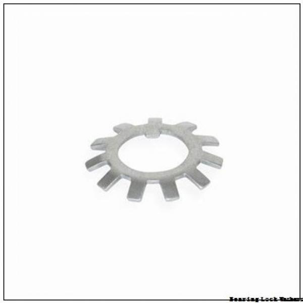 Standard Locknut W 06 Bearing Lock Washers #2 image