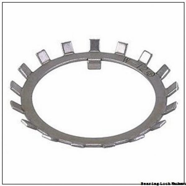 Standard Locknut W 06 Bearing Lock Washers #1 image