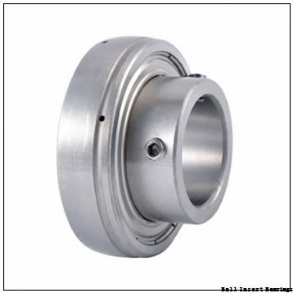 Dodge INS-DL-207 Ball Insert Bearings #1 image