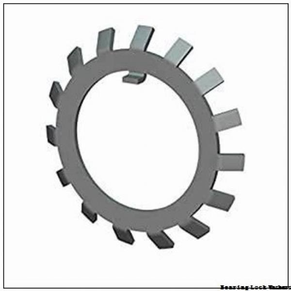 Standard Locknut W 06 Bearing Lock Washers #3 image