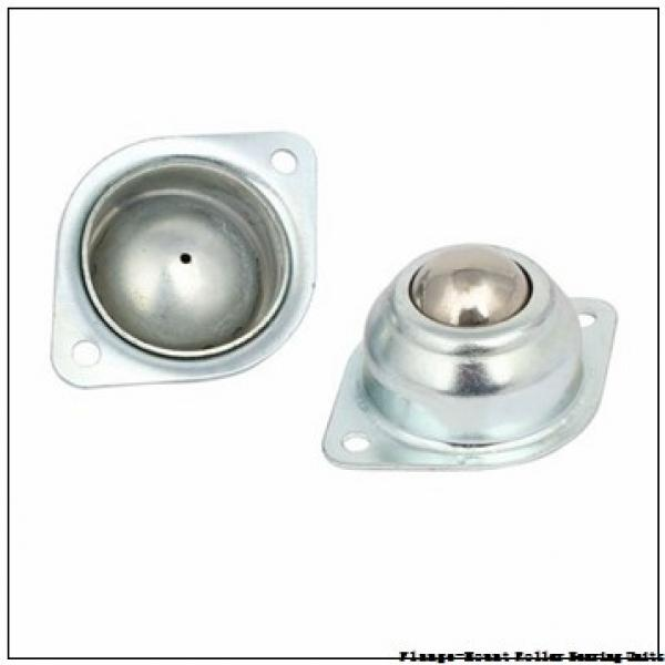 Rexnord ZFS5307 Flange-Mount Roller Bearing Units #2 image