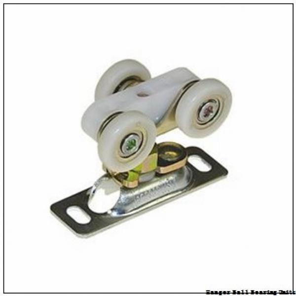 2.688 Inch | 68.275 Millimeter x 6.5 Inch | 165.1 Millimeter x 4.625 Inch | 117.475 Millimeter  Sealmaster SEHB-43 Hanger Ball Bearing Units #1 image