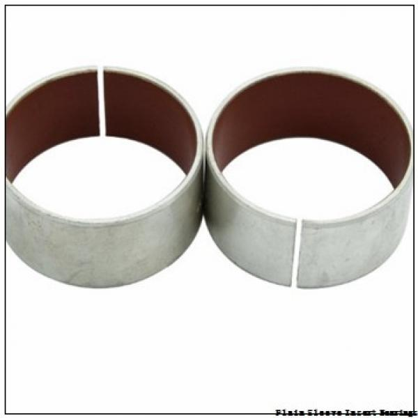 3.0000 in x 3.1250 in x 1.5000 in  Rexnord 701-01048-048 Plain Sleeve Insert Bearings #1 image